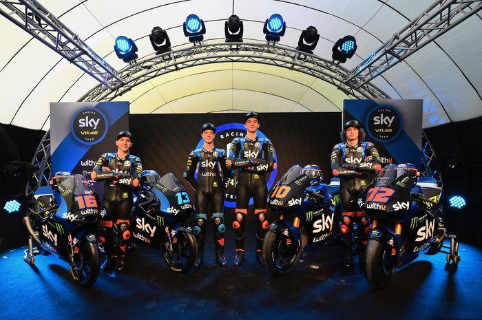 Rossi Ngotot Agar Yamaha Rekrut Lorenzo