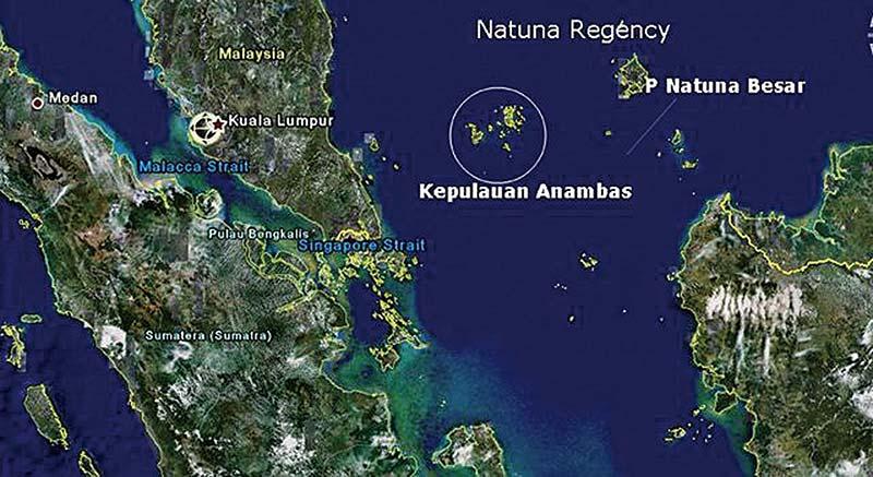 Tim Perjuangan Provinsi Natuna Dibentuk
