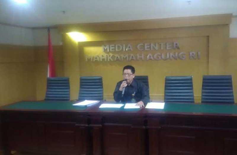 MA Sebut Pemotongan Hukuman Koruptor Sesuai Pertimbangan Majelis Hakim
