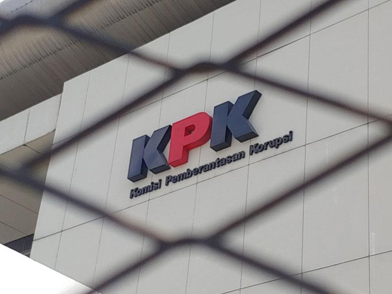Selesai Jumatan, Pimpinan KPK yang Baru Dilantik Jokowi
