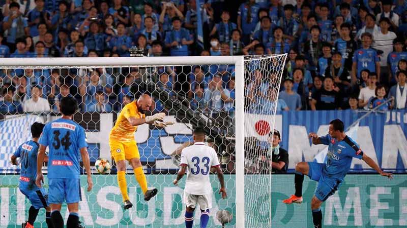 Di Pertandingan Perdana, Chelsea-nya Lampard Kalah di Jepang