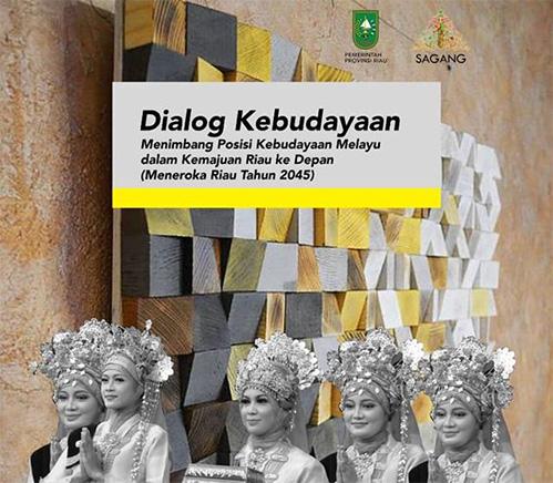 Para Tokoh Diskusikan Posisi Kebudayaan Melayu Riau