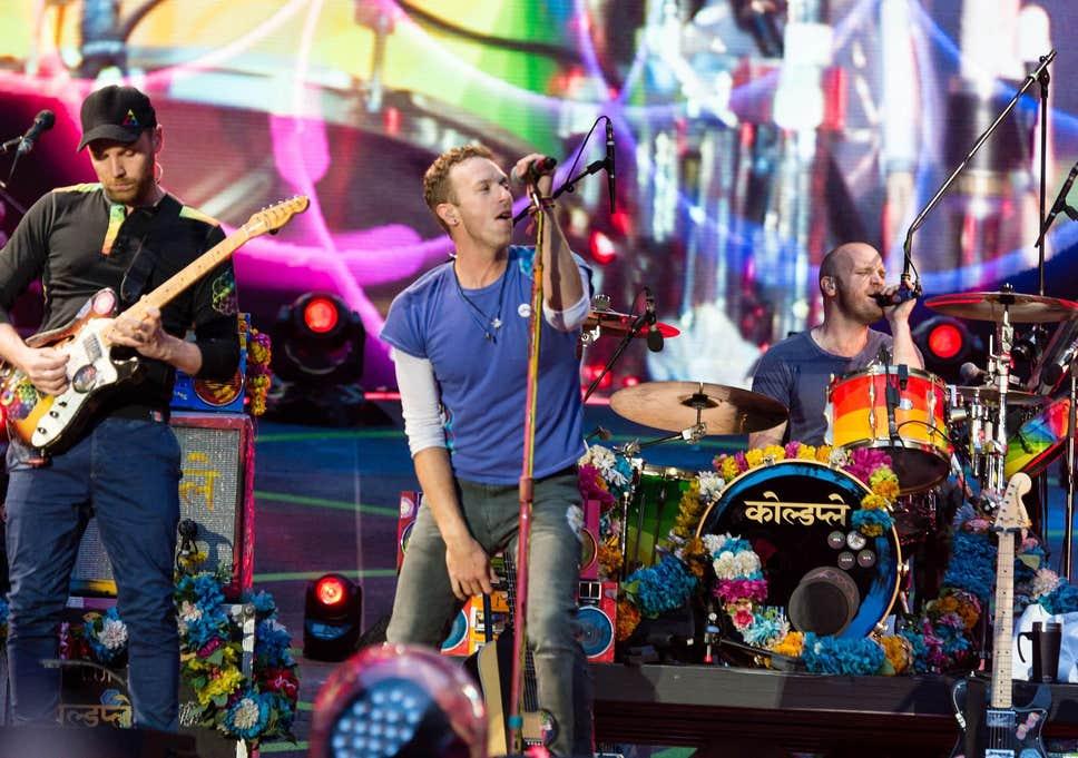 Promosi, Coldplay Iklankan Album di Koran