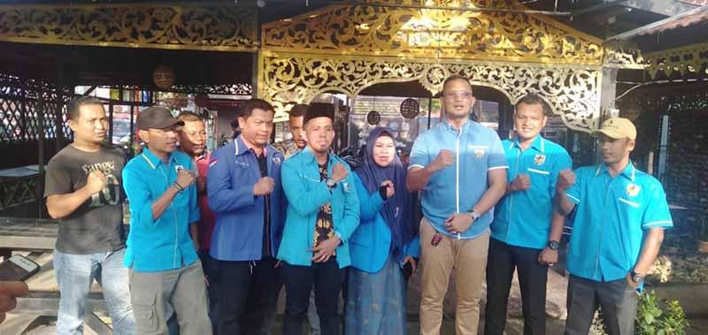 Anak Mantan Bupati Kampar Borong 21 Kecamatan
