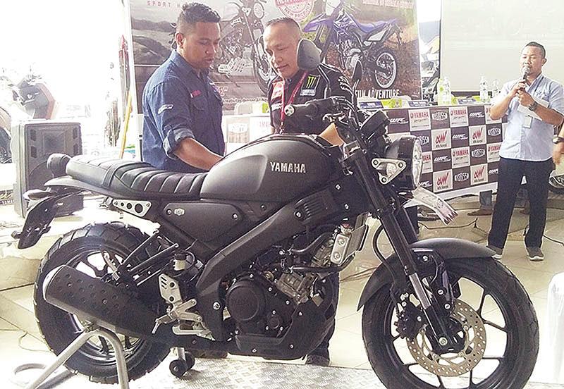 DP Ringan untuk Yamaha All New XSR 155