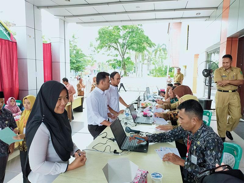 Komisi IV DPRD Soroti Fasilitas Pelayanan Kesehatan