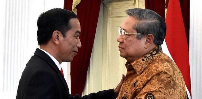 Jokowi Disarankan Tugasi SBY sebagai Utusan Urusan Natuna