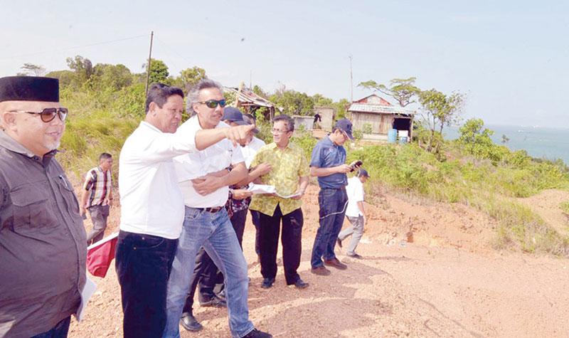 Rp7,3 Triliun selama Tiga Tahun Bangun Jembatan Batam-Bintan