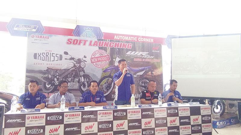 Yamaha Luncurkan All New XSR 155 dan WR 155R