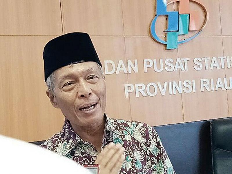 Cina Berkontribusi Besar terhadap Ekspor Non-Migas Riau