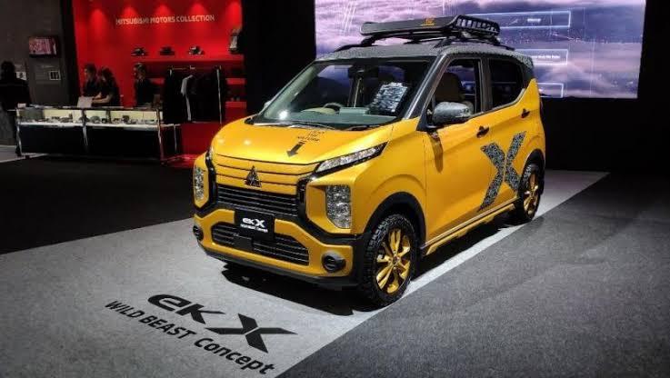 Mitsubishi Pajang 7 Unit Mobil Modifikasi Keren