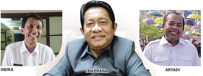 Yan Prana, Indra dan Aryadi Bersaing untuk Kursi Komut BRK