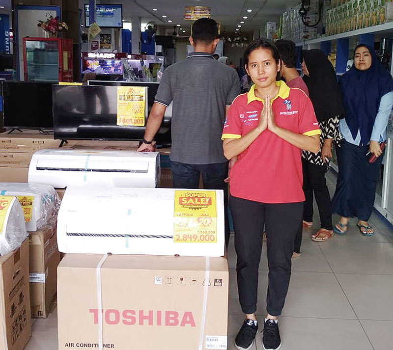 Toshiba RAS-05BKS-ID Diskon 20 Persen