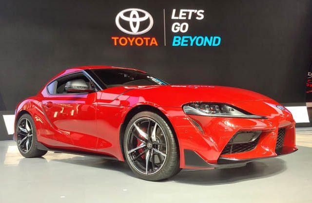 Keren, Toyota Siapkan Supra Varian Murah