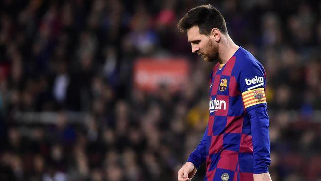 Ruang Ganti Barcelona Memanas, Messi Serang Abidal