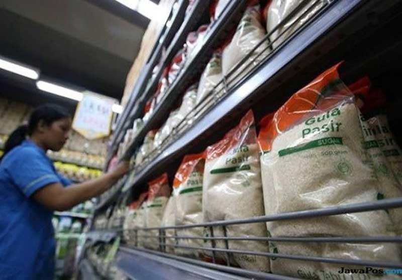 Harga Gula Pasir Melambung, Bulog Usulkan Impor