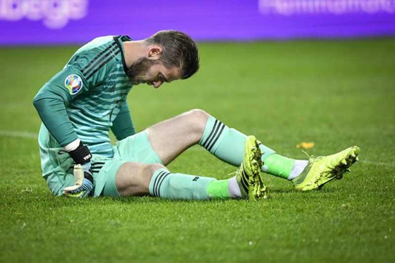 De Gea Cedera, Pogba Tidak Fit, Problem United saat Hadapi Liverpool