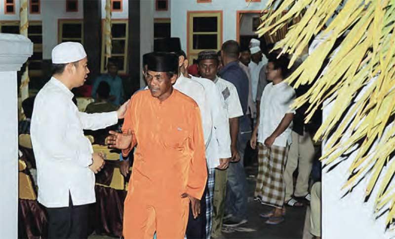 Ketua DPRD Minta Publik Tahan Diri Sikapi Pemilu