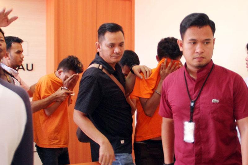 Polisi Bongkar Sindikat Pengirim 142 TKI Ilegal ke Malaysia