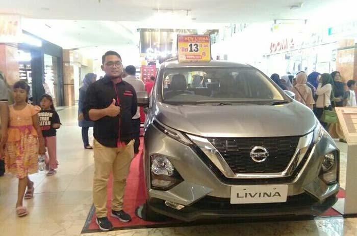 New Nissan Livina Lebih Berkelas dan Memukau