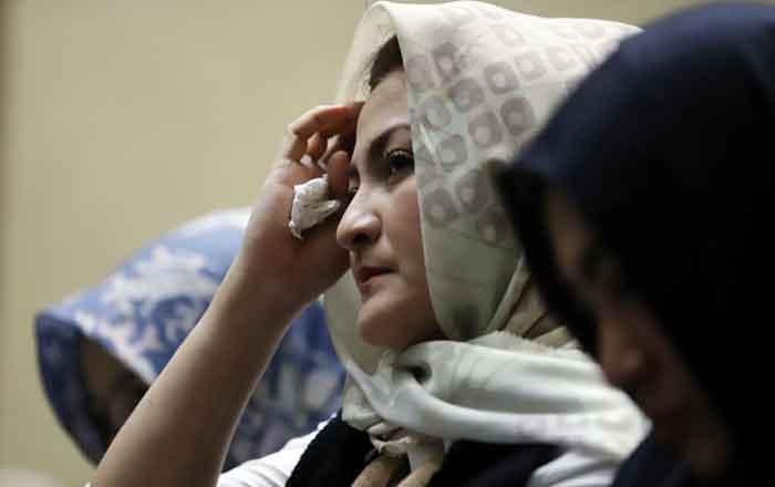 Novanto Disebut Bisa Buang Air Kecil ke Kamar Mandi, Ini Kata sang Istri
