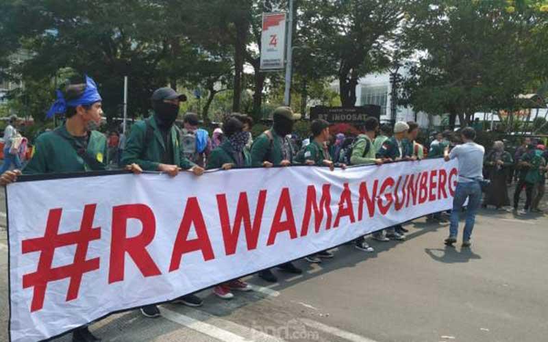 BEM SI: Pak Jokowi, Tuntaskan Perppu KPK Sekarang