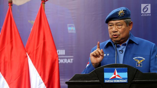 Mengapa SBY Perintahkan Tarik Kader Demokrat di Tim Pemenangan Prabowo?