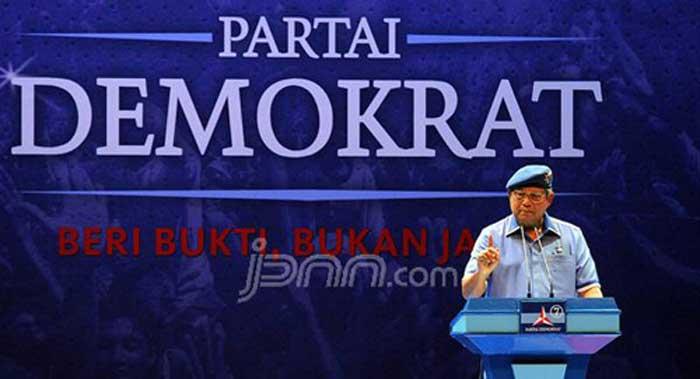 Ekspektasi Demokrat Besar, Sulit Bangun Koalisi dengan Jokowi