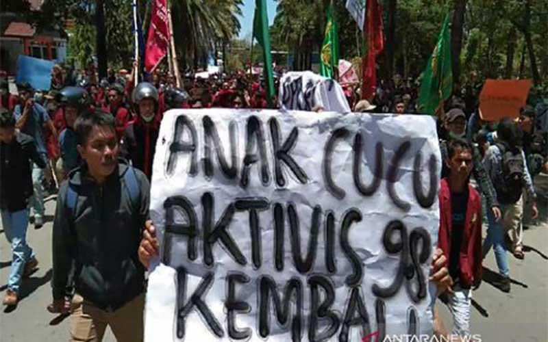 Penjelasan dari Polda Sultra soal Randi, Mahasiswa yang Tewas saat Demonstrasi