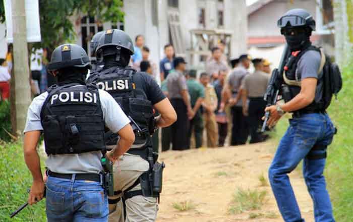 Pascateror Gereja Surabaya, Polisi Sudah Ringkus 74 Terduga Teroris