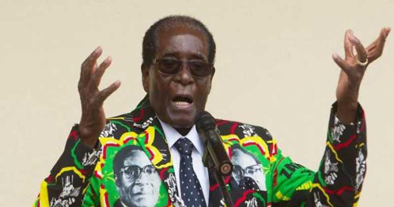 Mantan Diktator Zimbabwe Robert Mugabe Meninggal Dunia