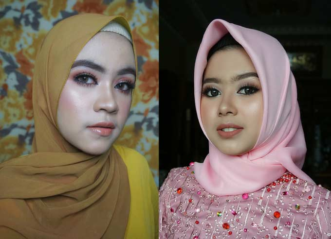 Malaysian Look, Less is More