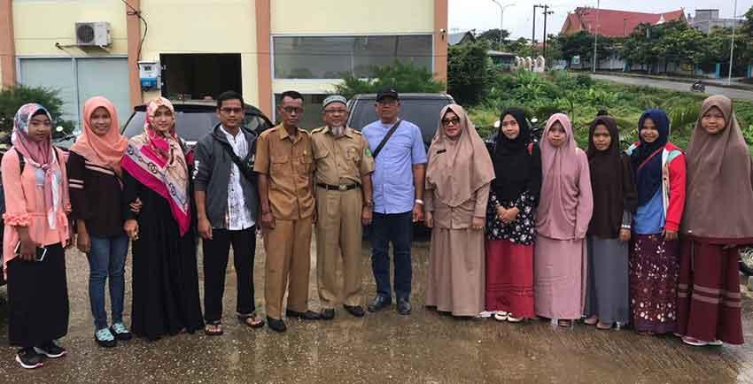 Disnaker Inhu Kirim Anak-Anak Muda Pelatihan Bordir ke Semarang