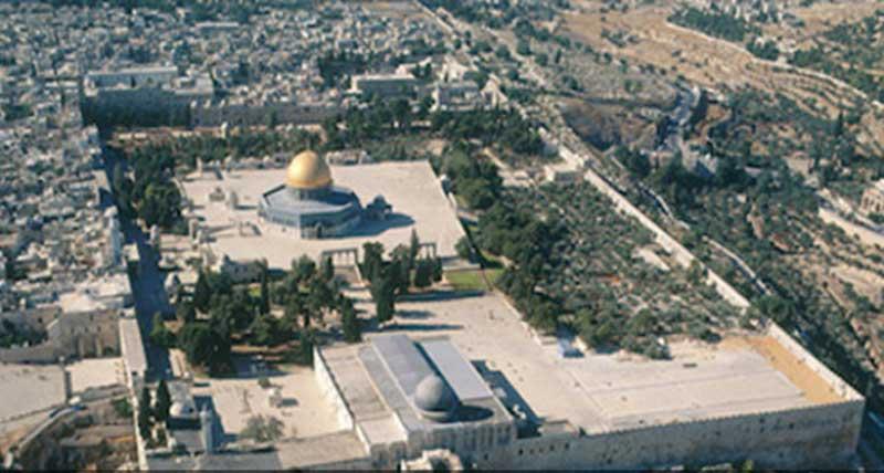 Palestina Kutuk Rencana Israel Mengubah Status Masjid Al Aqsa