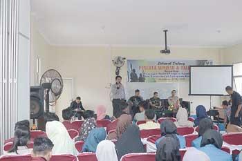 Seminar Nasional UP BahasRadikalisme dan Terorisme