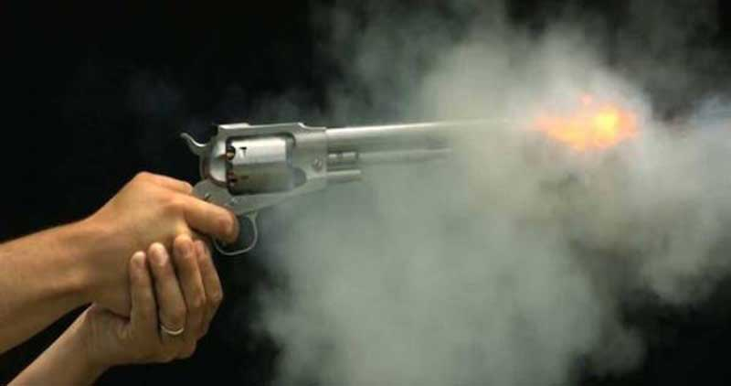 Diduga Polisi Tembak Kepala Istri, Lantas Bunuh Diri