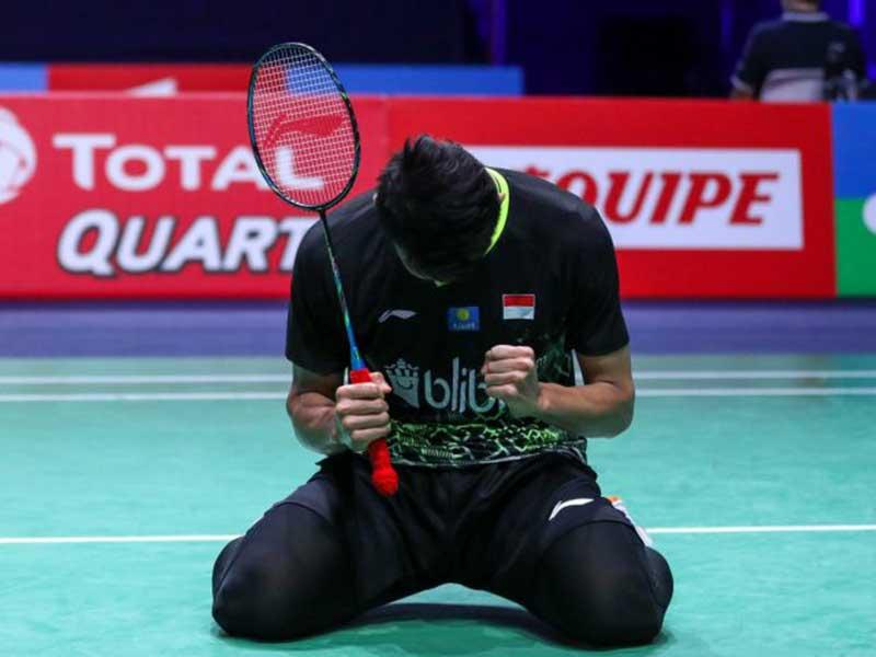 Pertama Dalam Era Super Series, Dua Tunggal Indonesia ke Semifinal!