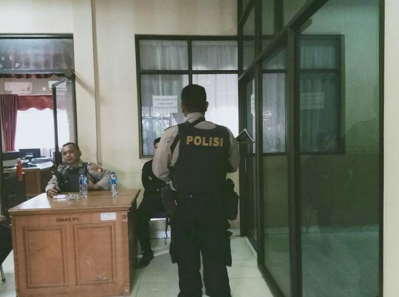 Giliran Dinas PUPR Dumai dan Disdik Kota Dumai Digeledah KPK