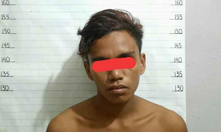 Mau Transaksi, Bandar Sabu-Sabu Ditangkap Aparat Polsek Mandau