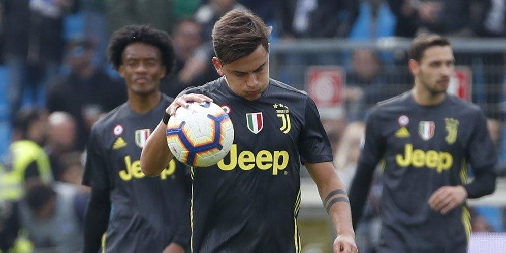 Turunkan Pemain Cadangan, Juventus Dipermak SPAL