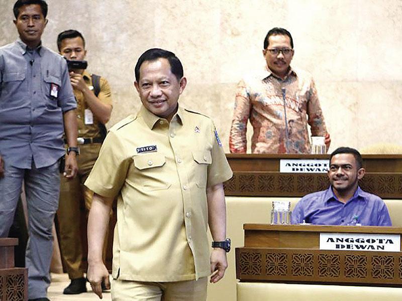 Tito Risih Namanya Dikaitkan Capres 2024