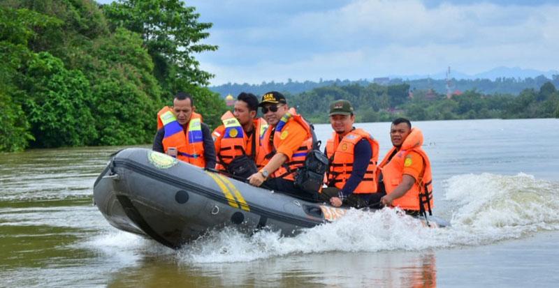 Syahrul Aidi Minta Pemprov dan Pemda Siapkan Logistik untuk Korban Banjir