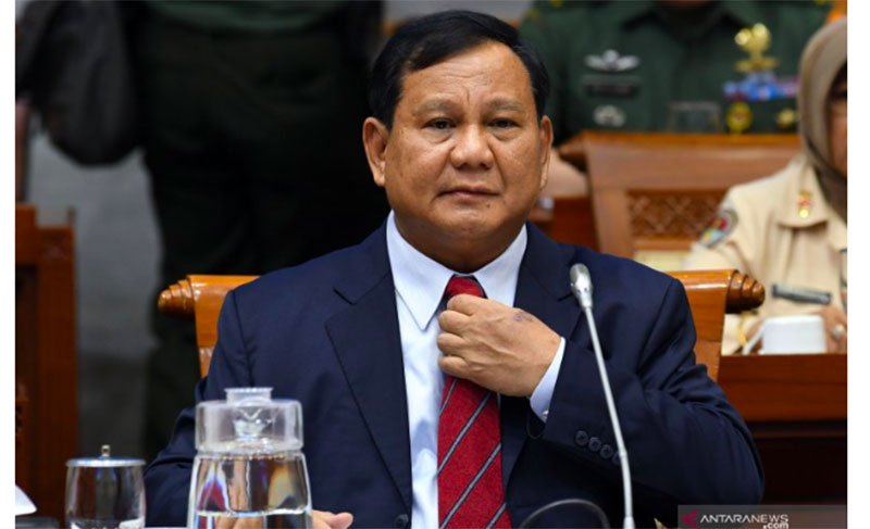 Karier Politik Prabowo Bisa Berakhir karena Natuna