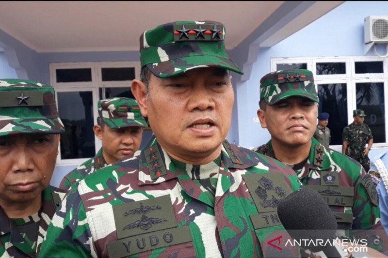 TNI Siaga Tempur di Natuna