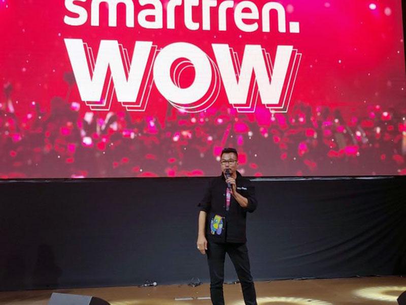 Diklaim Sukses, Smartfren Kembali Gelar Konser Wow