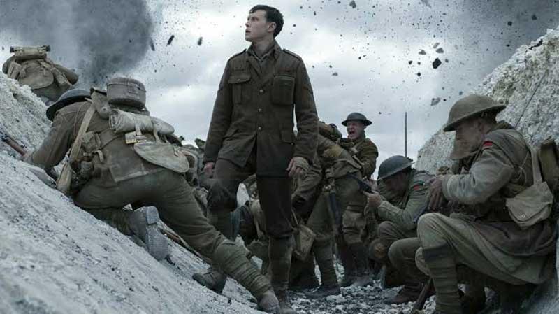 "Film ""1917"" Kalahkan ""Joker"" dan ""Parasite"""