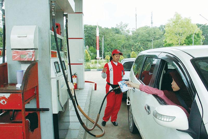 Harga BBM di Kepri Termahal di Indonesia