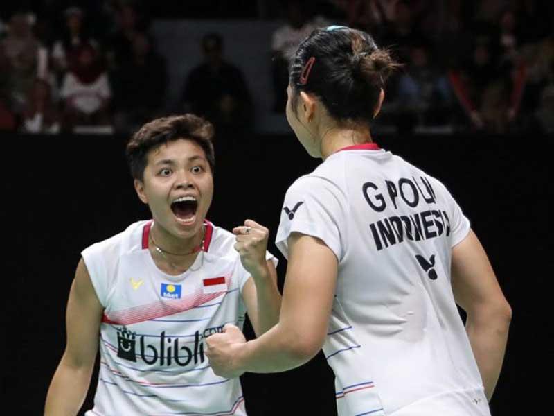 Nyaris Kalah dan Jari Berdarah, Ganda No 1 Indonesia Jadi Juara