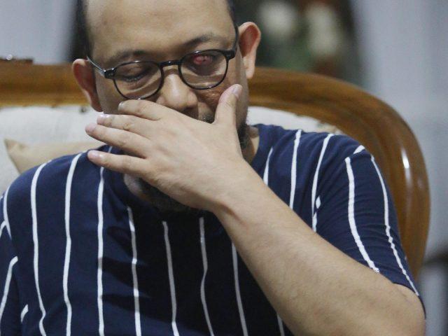 Dua Pelaku Penyiram Novel Baswedan Ditangkap di Cimanggis