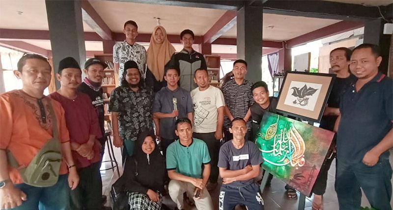 Kaligrafi Arab Melayu Terbuka untuk Kaidah Khat Baru
